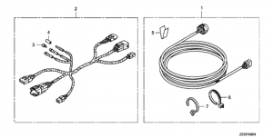 Interface Кабели kit (Interface Cable Kit)